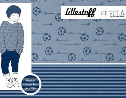 Lillestoff Kick it et vouilà Fußball Weltmeisterschaft